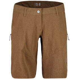 Maloja RosinaM. Multisport Shorts Dames, walnut